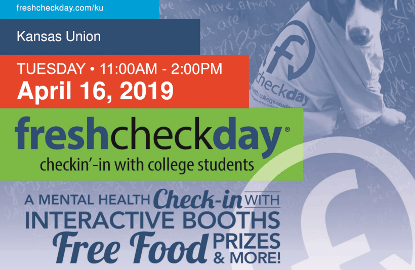 KU Fresh Check Day